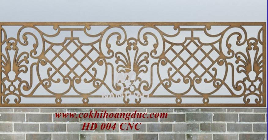 BAN CÔNG - HD 004 CNC